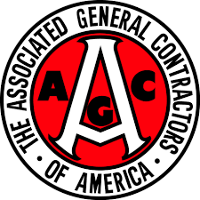 The Associated General Contractors of America logo.
